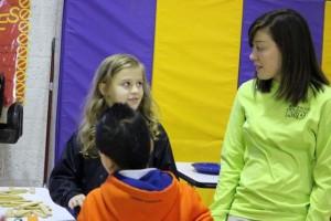 Kevin Spradlin   PeeDeePost.com Alissa Whitlock talks with Lauren VunCannon of Discovery Place KIDs.