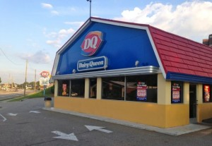 Stephanie Spradlin | PeeDeePost.com Jimmy McDonald said Bill and Patricia Waterman took a chance in buying Dairy Queen in 1985.