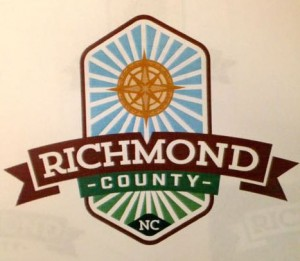 If approved, this image could become the new logo for Richmond County tourism.
