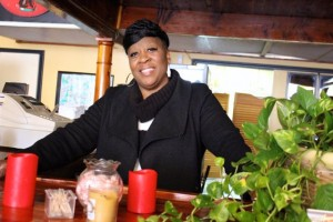 Kevin Spradlin | PeeDeePost.com Yvette Jones plans to open Jones on Main / The Country Kitchen on Feb. 19 at 38 W. Main St., the home of the former Cafe on Main.
