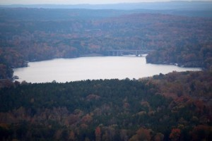 MacKenzie Spradlin | PeeDeePost.com Lake Tillery is a hotbed of water recreation activity, including fishing and paddling.