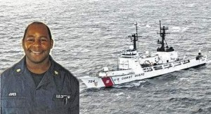 Submitted photo A military operation needs two things fuel and food - and Petty Officer 1st Class Laron Jones ensures the latter on Coast Guard Cutter Munro.