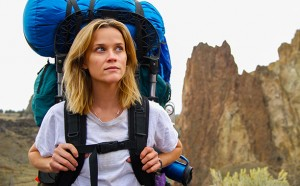 "Reese Witherspoon stars in ""Wild,"" a tale of a woman's 1,000-mile journey along the Pacific Crest Trail."