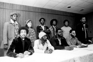 Associated Press photo The 'Wilmington 10′ in 1976.