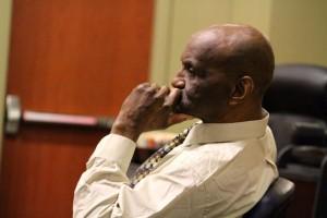 Kevin Spradlin | PeeDeePost.com Alexander Ingram is on trial for murder in the beating death of Michael Leverne Collins Sr.
