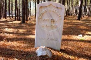 Kevin Spradlin | PeeDeePost.com Pvt. Henry L. Sennett