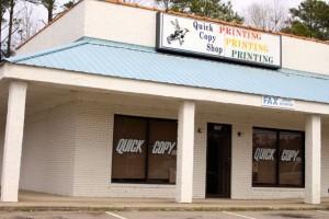 Kevin Spradlin | PeeDeePost.com Quick Copy / Print Shop will close its Rockingham location on March 31.
