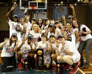 An NCAA Division II photo