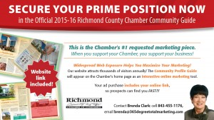 Richmond County Chamber Magazine