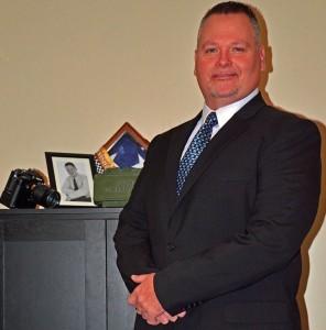 Richmond County native Jerry Andrews
