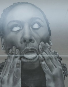 "Jazmin Williams' ""Self Portrait"" was the District 8 winner in the 2014 contest."