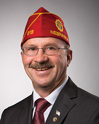By Mike Helm National Commander American Legion
