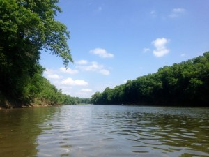 Kevin Spradlin | PeeDeePost.com The Great Pee Dee River is waiting.