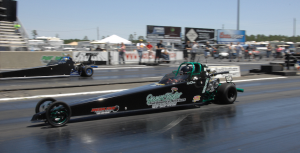 A Rockingham Dragway photo Jr. Dragster standout Noah Johnson of Fayetteville also took home the prestigious trophy last year and expected back to compete this weekend.