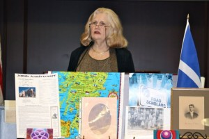 Kevin Spradlin | PeeDeePost.com Dr. Mary Wayne Watson will return in May and June as the featured speaker for the Richmond County Historical Society's monthly meetings.
