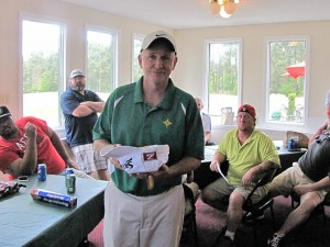 Submitted photo Mike Wilderman earned closest-to-the-pin honors.