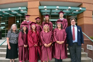 An RCC photo Richmond County Adult High School graduates