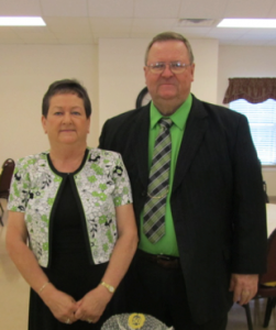 Submitted photo Rev. David and Ilene Lee celebrated their 50th wedding anniversary. They were married May 30, 1965.