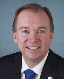 Rep. Mick Mulvaney U.S. House of Representatives, 5th District