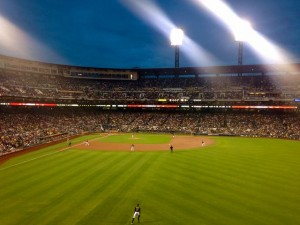 A beautiful night at PNC Park.