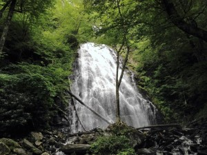 Mark Long photo Crabtree Falls