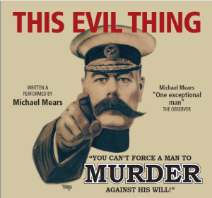 """This Evil Thing"" has eight more performances in the U.S. on its current tour. The closest location occurs at 7 p.m. on April 21 at St. Stephen and the Incarnation Episcopal Church in Washington D.C."