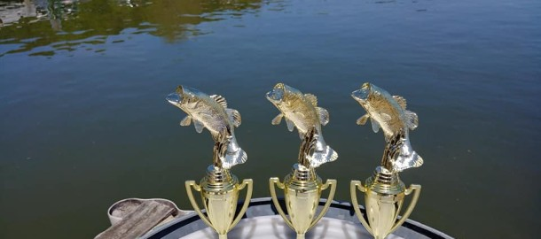 Ussery, Wilson, Brown go 1-2-3 in bass tournament