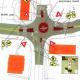 Officials scrap mini-roundabout concept